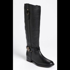 Tory Burch Elina Riding Boots